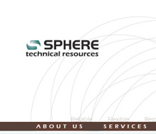 Sphere Technical Resources Website