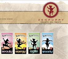 Zen Puppy Website